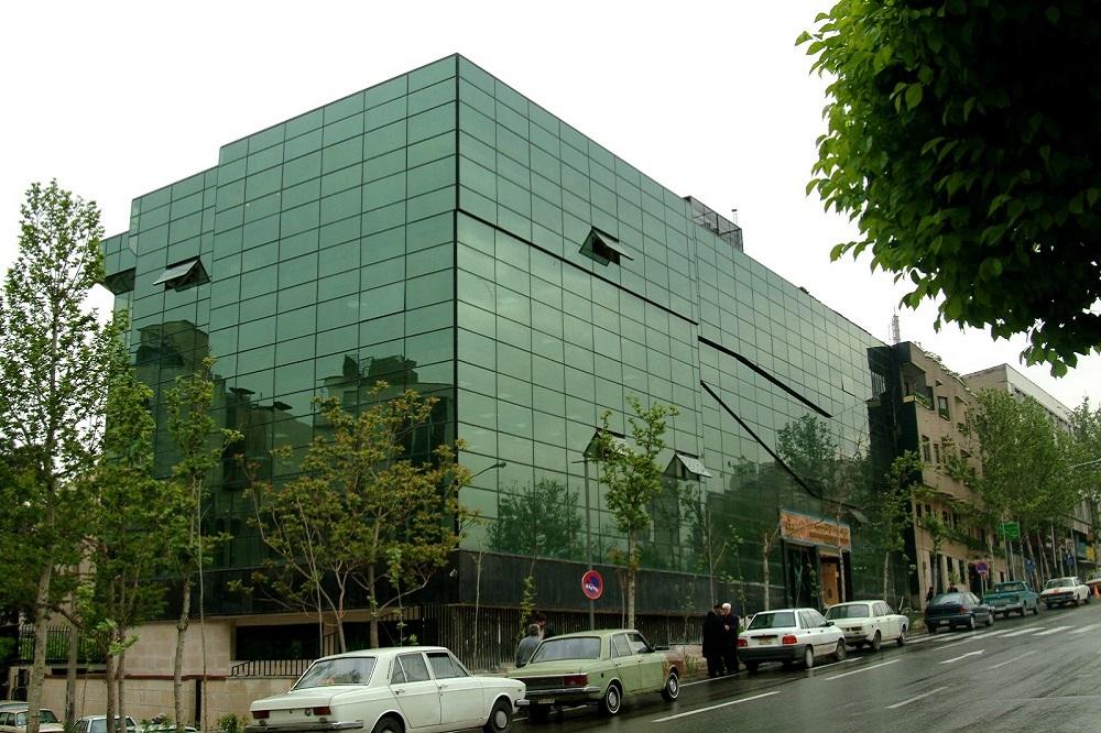 ساختمان شرکت نفت – میدان آرژانتین تهران