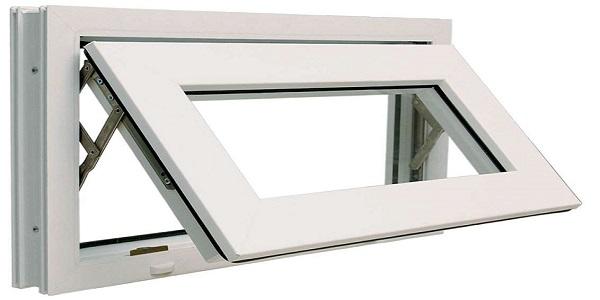 دلایل کاربرد بیشتر پنجره های لولایی بجای پنجره های کشویی(ریلی)
