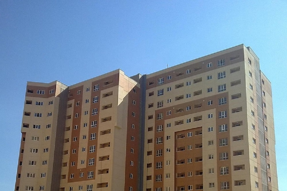 ساختمان نوسازان غذیر- تهران