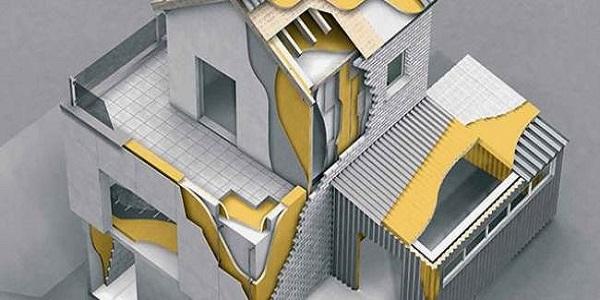 نقش عایق کاری بر میزان مصرف انرژی در ساختمان ها