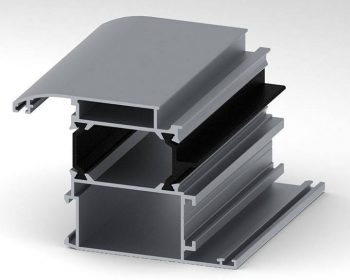 پروفیل لنگه بزرگ MPLT60 –  Graet Vent Profiles