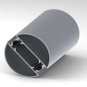 لوله محوری ترمال فریم ساده MPLT60 – Axial Tube Thermal