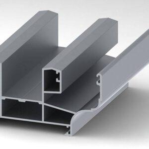 پروفیل فریم ریل دار MPK200 – Frame Profiles
