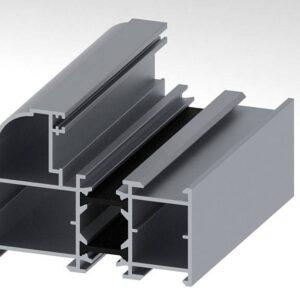 پروفیل فریم MPLT75 – Frame Profiles