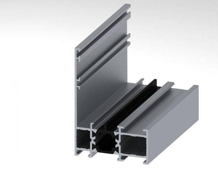 پروفیل فریم MPLT55 – Frame Profiles