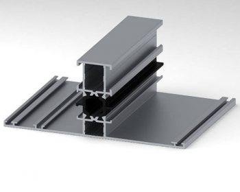 پروفیل سپری MPLT55 – Tripetalous Profiles