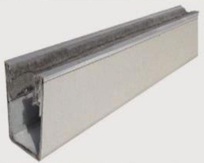 ریل ۶ سانتی فولادی با مویه و زوار Rail Profiles